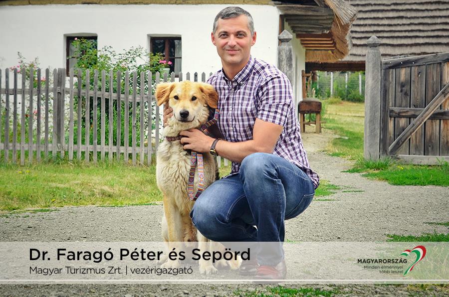 Kutyabarát szálláshelyeket népszerűsít a Magyar Turizmus Zrt.