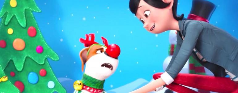 A kis kedvencek titkos élete – Karácsonyi üdvözlet