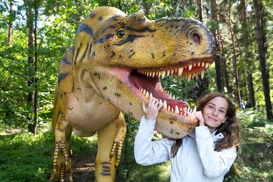 Dinoszauruszok érkeznek a Veszprémi Állatkertbe