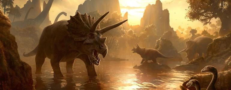 Végső kipusztulásuk előtt 50 millió évvel már hanyatlóban voltak a dinoszauruszok