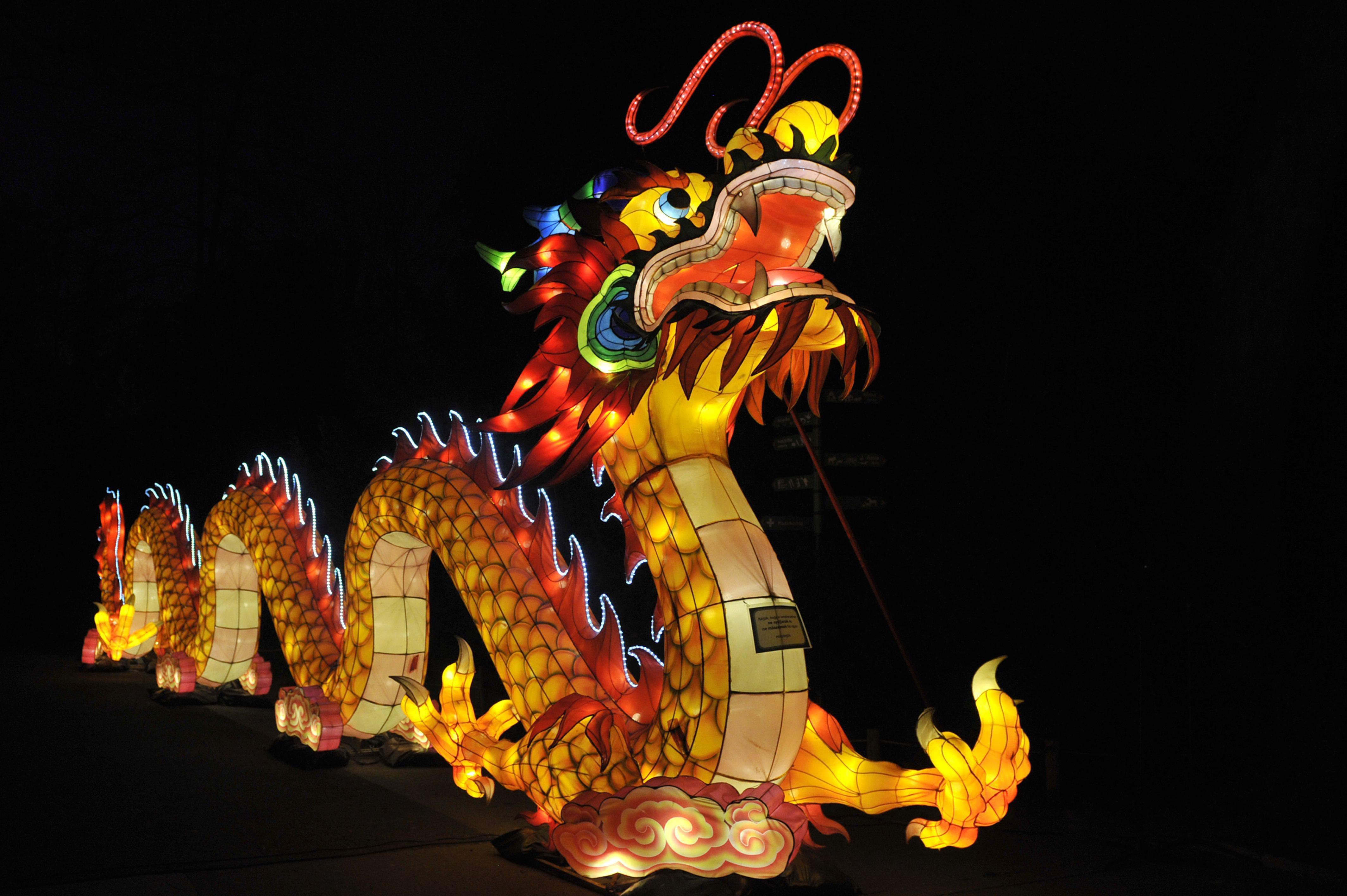 Megkezdődött a kínai lampionfesztivál a Fővárosi Állatkertben