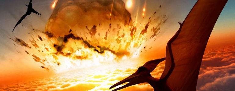 Már a gyilkos aszteroida becsapódása előtt globális felmelegedés tizedelte a dinoszauruszokat