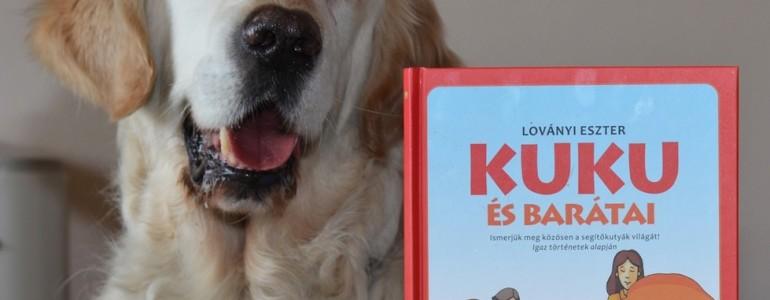 Gyermekkönyv mesél a segítő kutyák izgalmas világáról