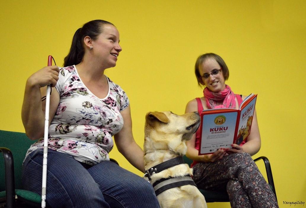 Mese akadályok nélkül – Hangoskönyv készül látássérült gyerekeknek
