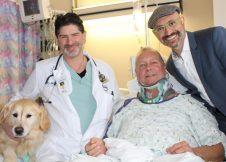 Nyakát szegte a férfi, hűséges kutyájának köszönheti, hogy életben maradt