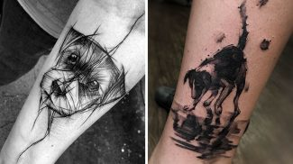 23 menő kutyusos tetoválás, amit azonnal magadra varratnál